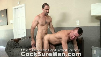 Steven Richards & David Lambert Bareback