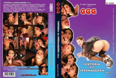 Victoria die Spermaqueen #2