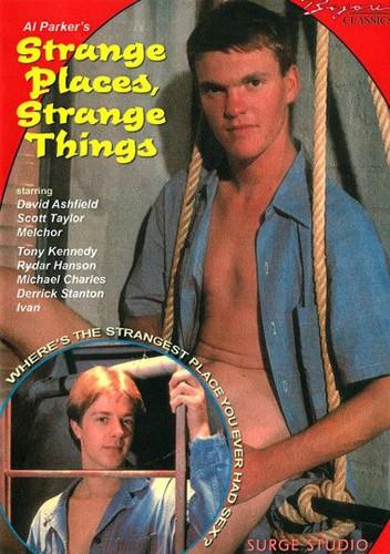 Strange Places, Strange Things (guy, suck, video).