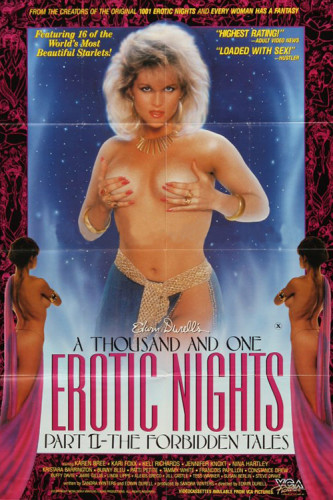 1001 Erotic Nights 2: The Forbiden Tales (1986)