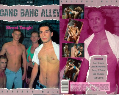 Rosebud Male Video – Gang Bang Alley (1992)