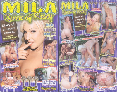 Mila Queen of Nasty: Diary of a Squirt Queen