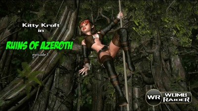 Womb Raider and the Ruins of Azeroth 3D Full HD