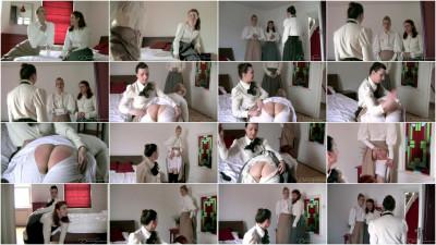 The Edwardian Governess Amelia Jane Rutherford, Caroline Grey, Pandora Blake (2013)