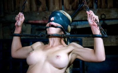 Hot slave in good BDSM