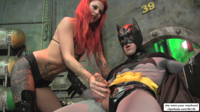 Lance Hart, Sarah DiAvola and Ariel Kay — GoGo Girls Vs. Batman