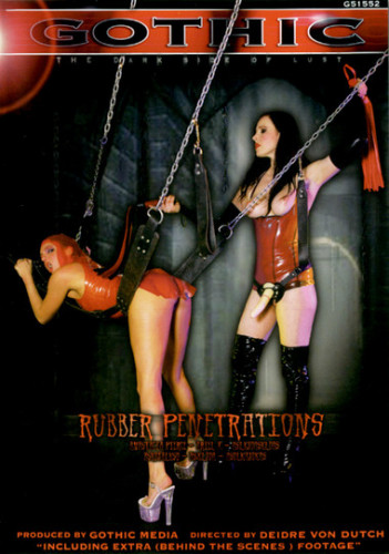 Anastasia Pierce, Mistress Aradia, Cherokee, Julie Night, Krissy, Lexi Love, Paige Richards - Rubber Penetrations