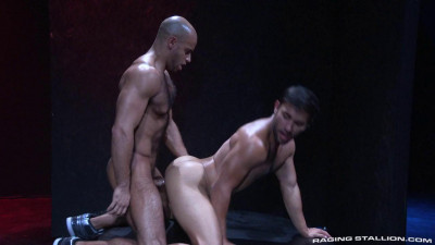 Labyrinth - Sean Zevran and Dorian Ferro (large, sex, blow)
