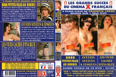 Les Vices caches d'eva blue (1979) (Francis Leroi, Alpha France)
