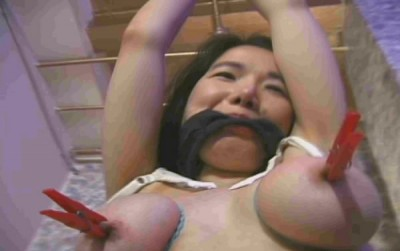Bound Asian Beauty Sexy Melody