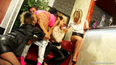 Piss Busy At The Bar Part 1