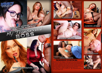 My Transsexual Boss (2014)