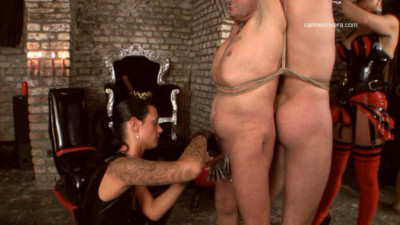 Carmen Rivera - Dildo Queens