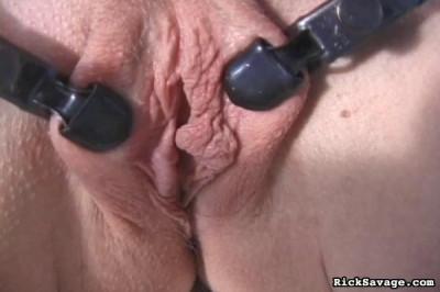 Rick Savage – Boudior Bondage Lara
