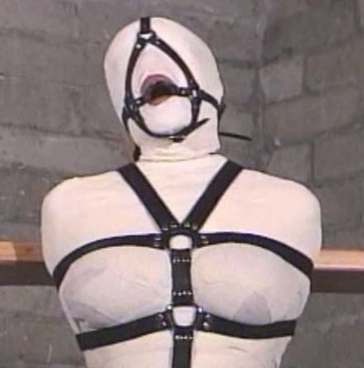 The Mummification Of Brandy - Part 3