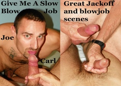 Give Me A Slow Blowjob