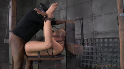 Restrained In Strict Bondage (12 Sep 2014) Sexually Broken