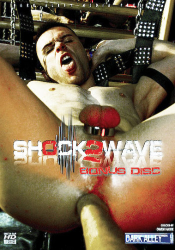 Dark Alley Media ShockWave Part 2 Hardcore Bonus Disc