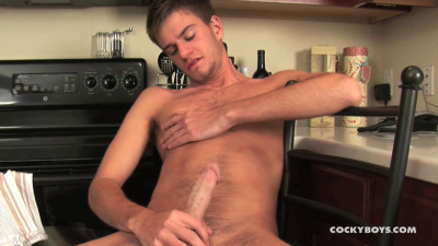 CockyBoys — Seth Roberts Fucks Himself
