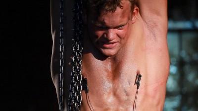 RusCapturedBoys — Sergey — Slave Training — Part 1