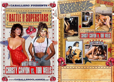 Battle Of Superstars: Christy Canyon Vs. Tori Wells