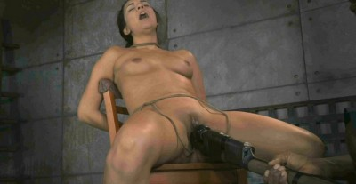 Hot pussy ready for bdsm torture