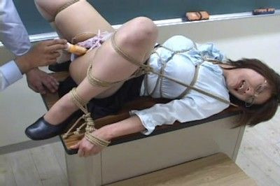 Bdsm In The Japanese School № 1!