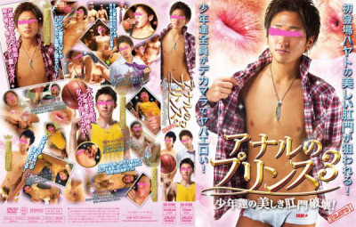 Prince of Anal 3 (Disc 2)