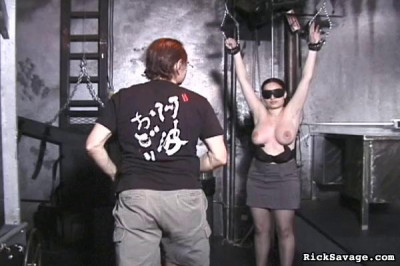 Rick Savage - Extreme Tit Torment 15 Alexa