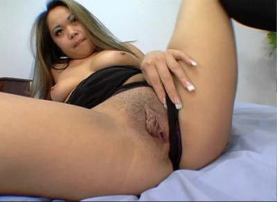 Asian Anastasia Starr Interracial