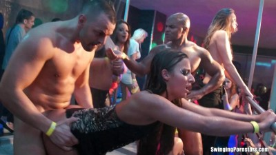 Making Fuck Buddies In The Club Part 6