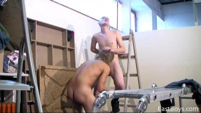 EastBoys - Luis Blava - Horny Workers sc 2