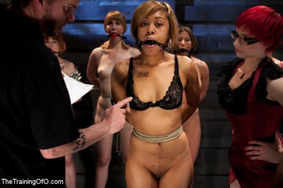 Lesbian 5 Slave Training Intake<br/>Featured Trainer Claire Adams