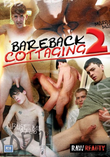 Bareback Cottaging Vol. 2 - Brad Taylor, Aaron Aurora, Sean Mann