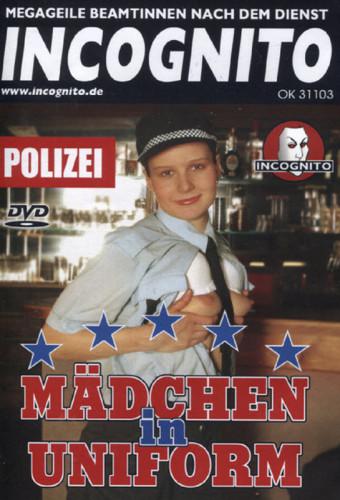 Mädchen in Uniform - Polizei