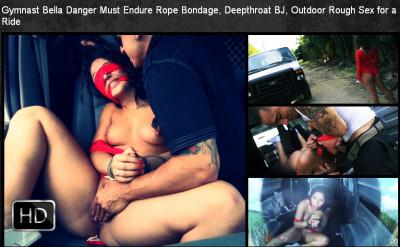 SexualDisgrace - Feb 27, 2015 - Piper Perri Endures Outdoor Bondage