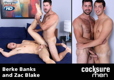 Berke Banks and Zac Blake
