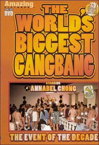 World's Biggest Gang Bang 1 CD1