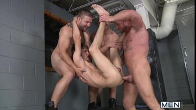 Prison Shower 3