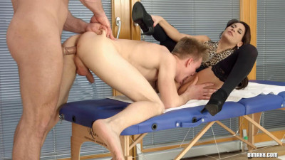 Make It An MMF Massage(Jan 2015)