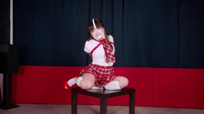 Little Red Schoolgirl