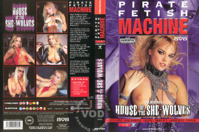 Pirate Fetish Machine 16