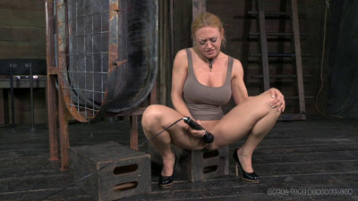 RTB - Darling blindfolded, caged and tagteamed by dick! - HD