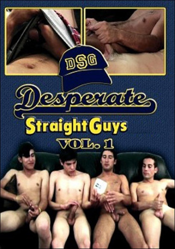 Desperate Straight Guys (2011)