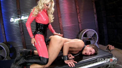 Brittany Andrews - Dominating His Fuckhole