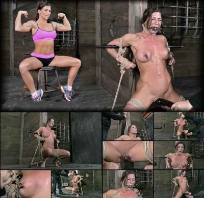 Muscle Punishment (Ariel X & MW) SexuallyBroken