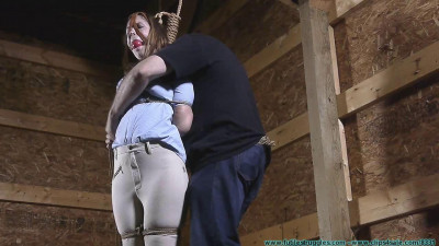 The Vigilante Turns His Attention Towards Rachel – Hung In The Barn – Part 2