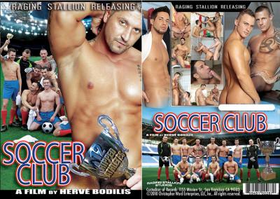 huge cock anal sex cast - (Soccer Club)