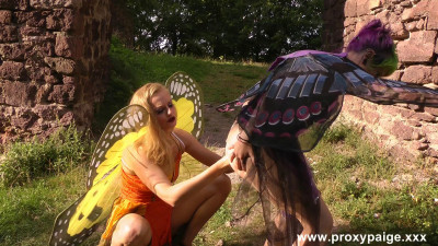 Proxy Paige and KinkyNiky - Butterfly Ladies