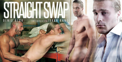 MenAtPlay Denis Vega & Johan Kane - Straight Swap